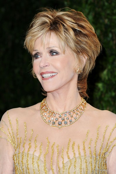 Jane Fonda Hairstyle Pictures