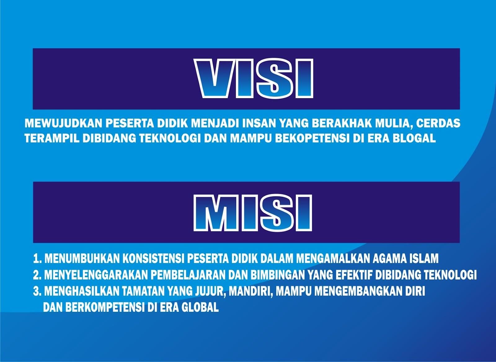 Visi Dan Misi Smk Muhammadiyah 3 Surakarta Heri Syaifudin Blogg S