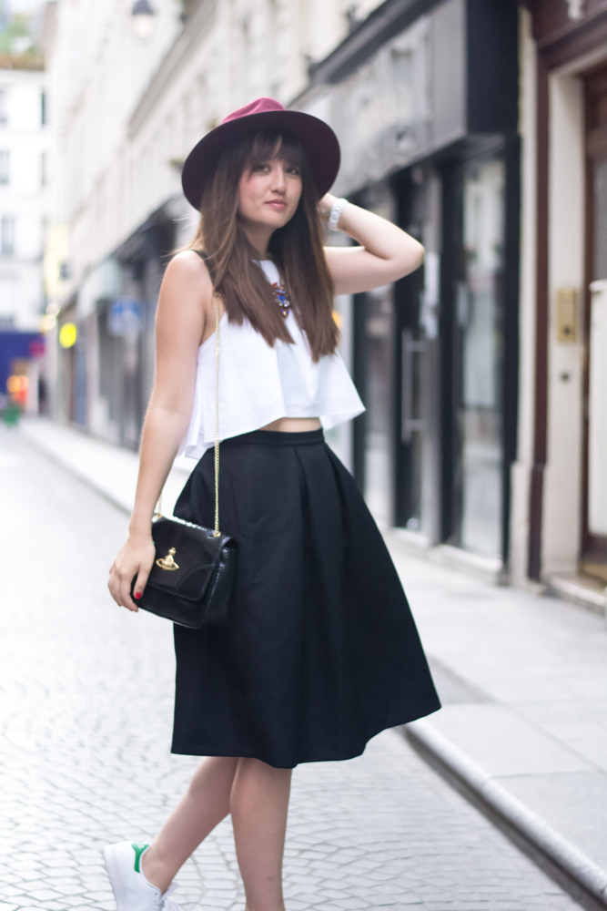 Streetstyle Blogger, Paris, Look, Summer Style, Meet me in paree