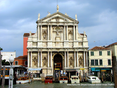 Церковь Скальци by TripBY