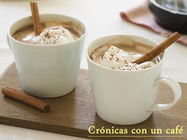 crónicas con un café