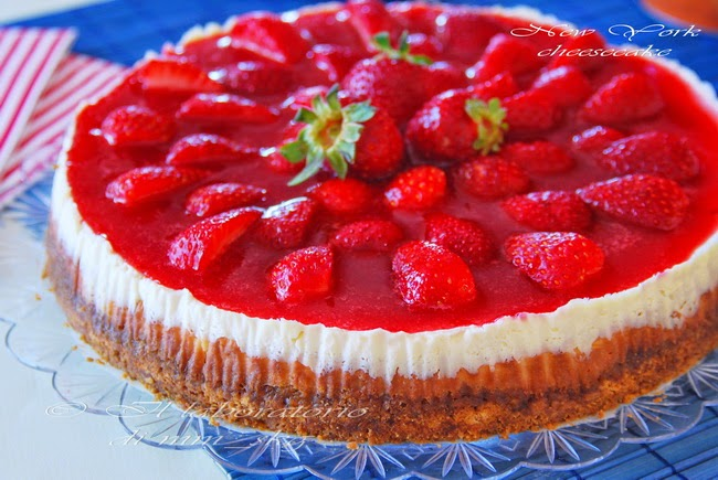 Chantal s new york cheesecake - Cook and Post