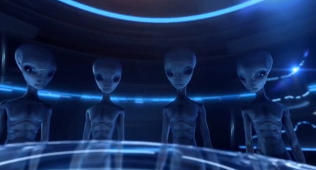 58 Alien Races Visiting Earth Alein+races+4