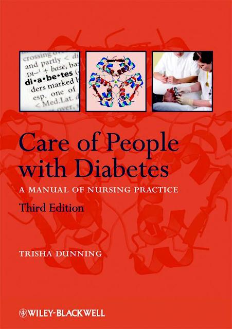 Trisha Dunning, Hướng dẫn Chăm sóc BN Tiểu đường 3e