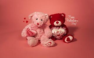 pareja de ositos san valentin