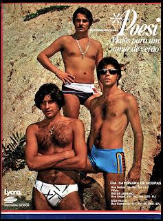 propaganda sungas Poesi anos 70; moda masculina decada de 70; moda anos 70; propaganda anos 70; história da década de 70; reclames anos 70; brazil in the 70s; Oswaldo Hernandez