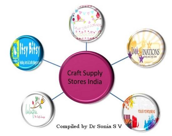 craft stores India