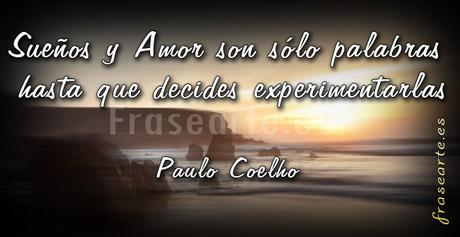 Frases de amor Paulo Coelho
