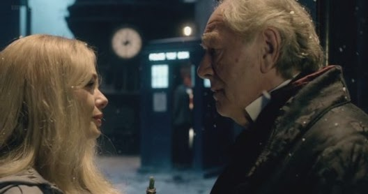 """The New Doctor Who Review: Doctor Who - """"A Christmas Carol"""""""