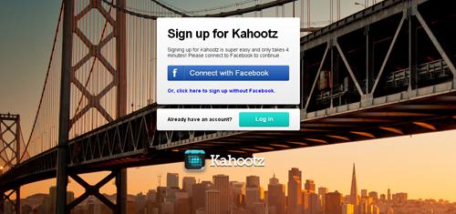 crea calendarios personalizados con Kahootz - www.dominioblogger.com