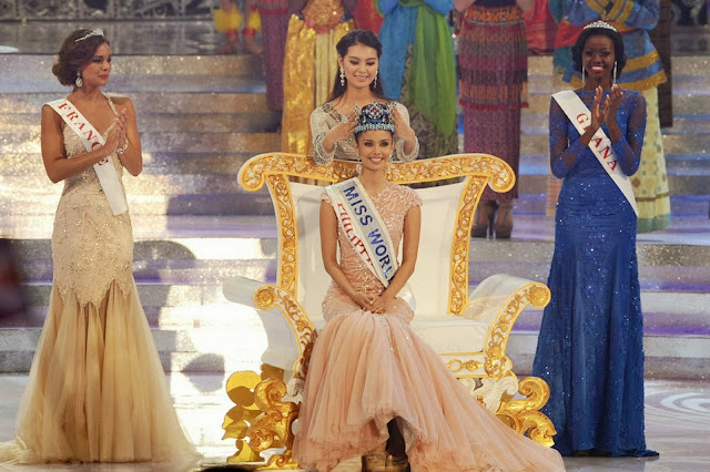 Miss World 2013 winner Megan Lynne Young Philippines