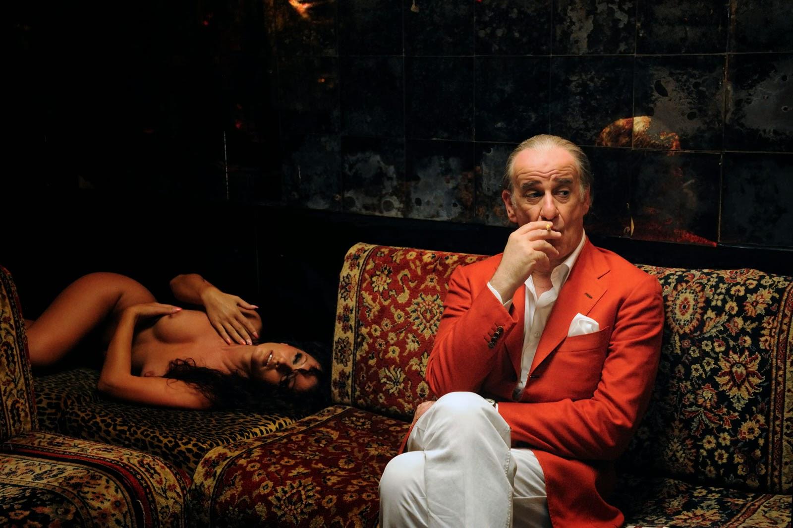 """Toni Servillo dans """"La grande bellezza"""" de Paolo Sorrentino"""