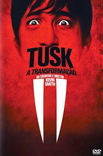 Tusk: A Transformação - BDRip Dual Áudio