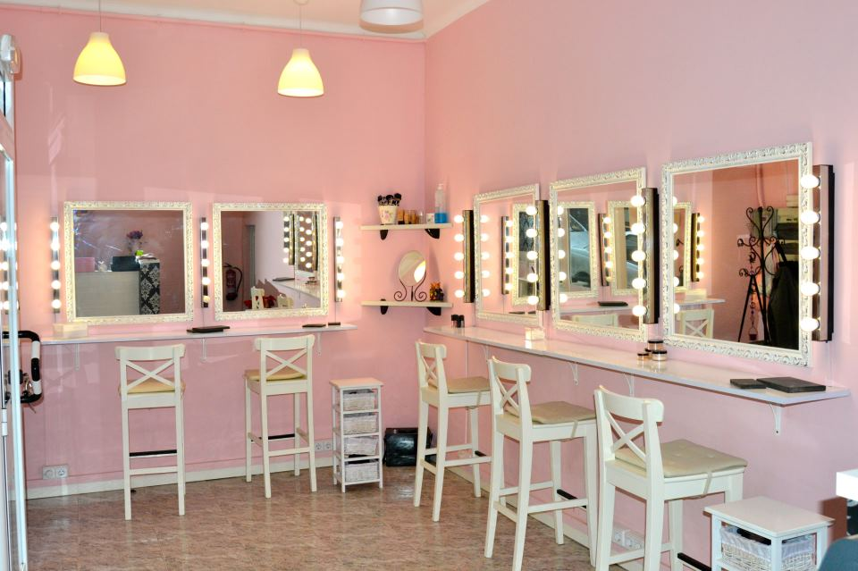Naara studio make up curso maquillaje profesional - Estudio de maquillaje ...