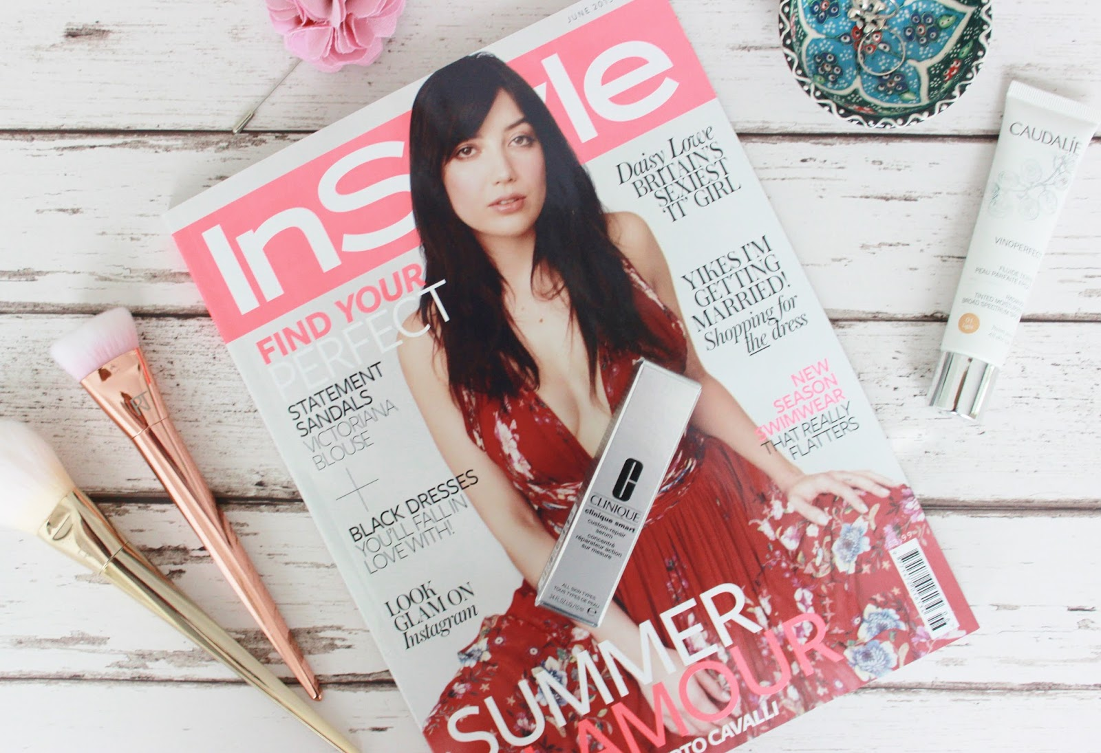Magazine freebies May 2015