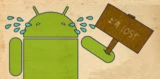 mengantisipasi kehilangan ponsel android