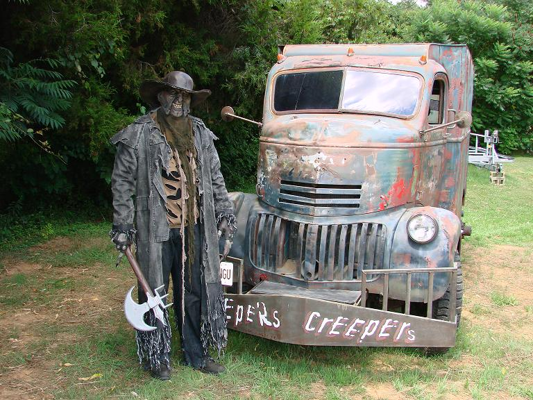 MrTroy Jackson And The Creeper Truck Law By Day Creepers Brother