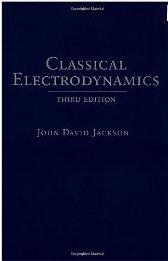 solution manual jackson electrodynamics