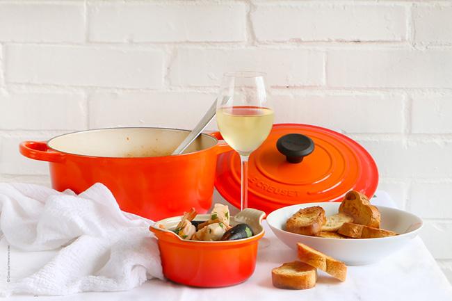 Bourride Provençal Fish Soup