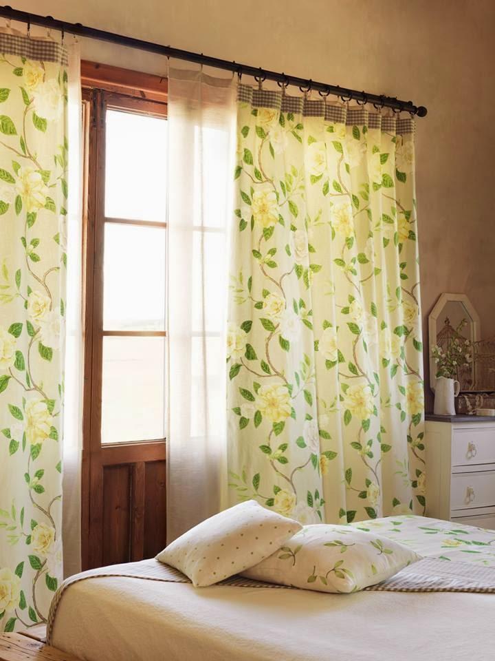 Guida tende tende decorative super colorate - Tende colorate ikea ...