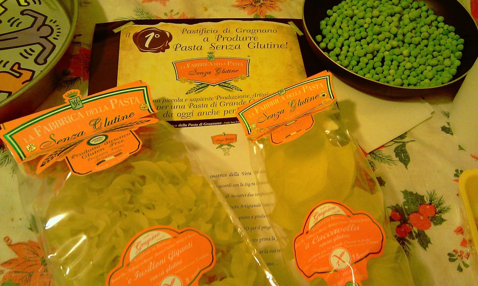 fusilloni con broccoli impazziti!