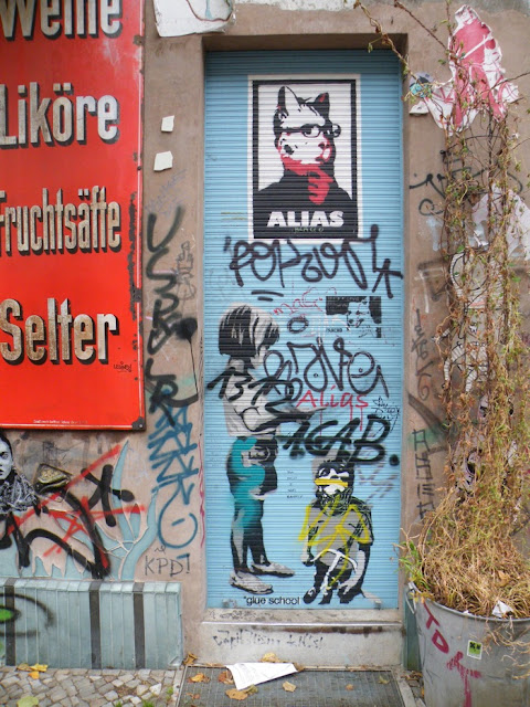 Berlin Grafitti