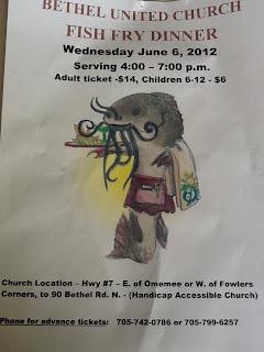 image Bethel Fish Fry Poster