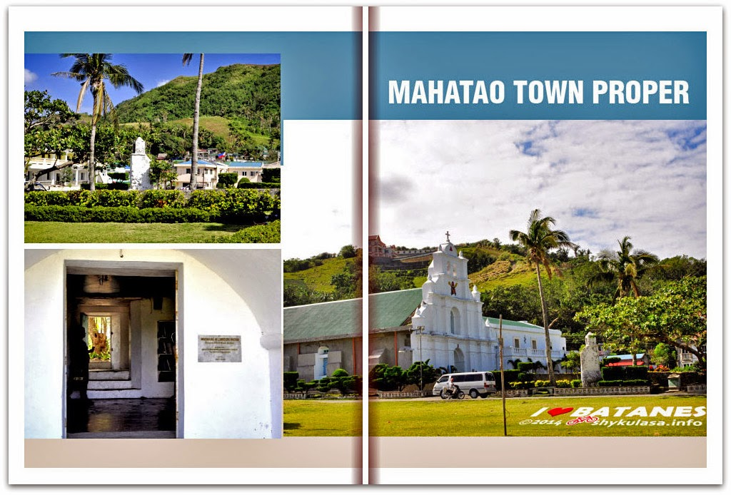 Mahatao Town Proper, San Carlos Borromeo Church, Spanish Lighthouse