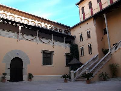 Palacio Ducal de los borgia en Gandia