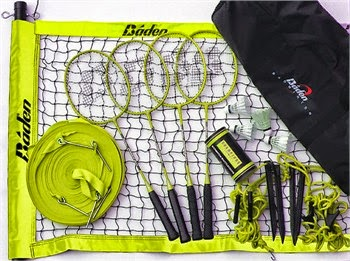 Enter the Champion Series Badminton Giveaway. Ends 4/25