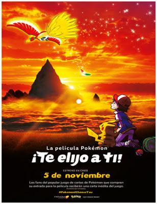 Pokémon Yo te elijo en Español Latino