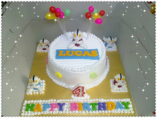 -fruit cocktail chiffon cake  -sugar pasta word(A-z)  -hand make fondant doll