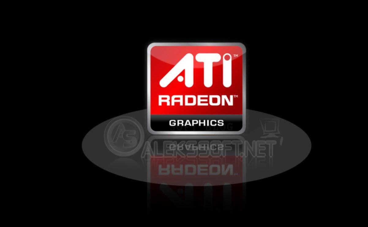 Ati Radeon HD 4550 драйвер