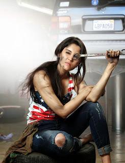 Surabhi from RGV new movie Attack Sizzling Stills