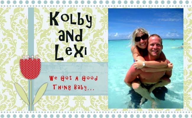 Kolby and Lexi Simmons