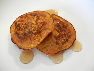 pumpkin%2Bpancake%2B2 Weight Loss Recipes Happy National Pancake Day!