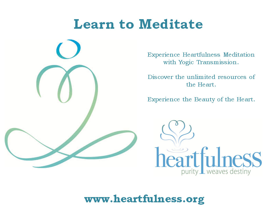 Learn to Relax and Learn to Meditate