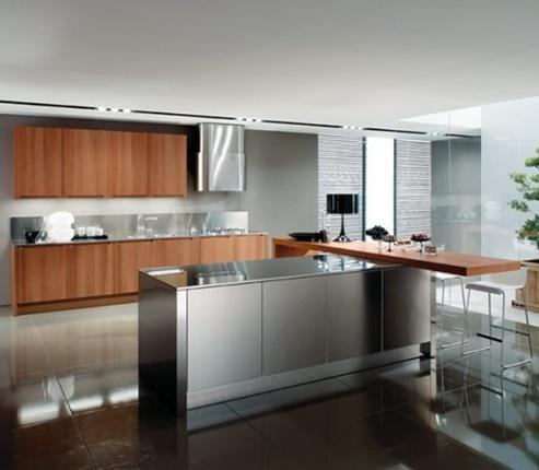 gambar konsep dapur minimalis blog cara dan tips