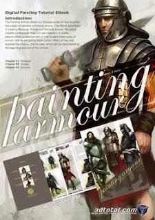 Painting Armour Digital Tutorial