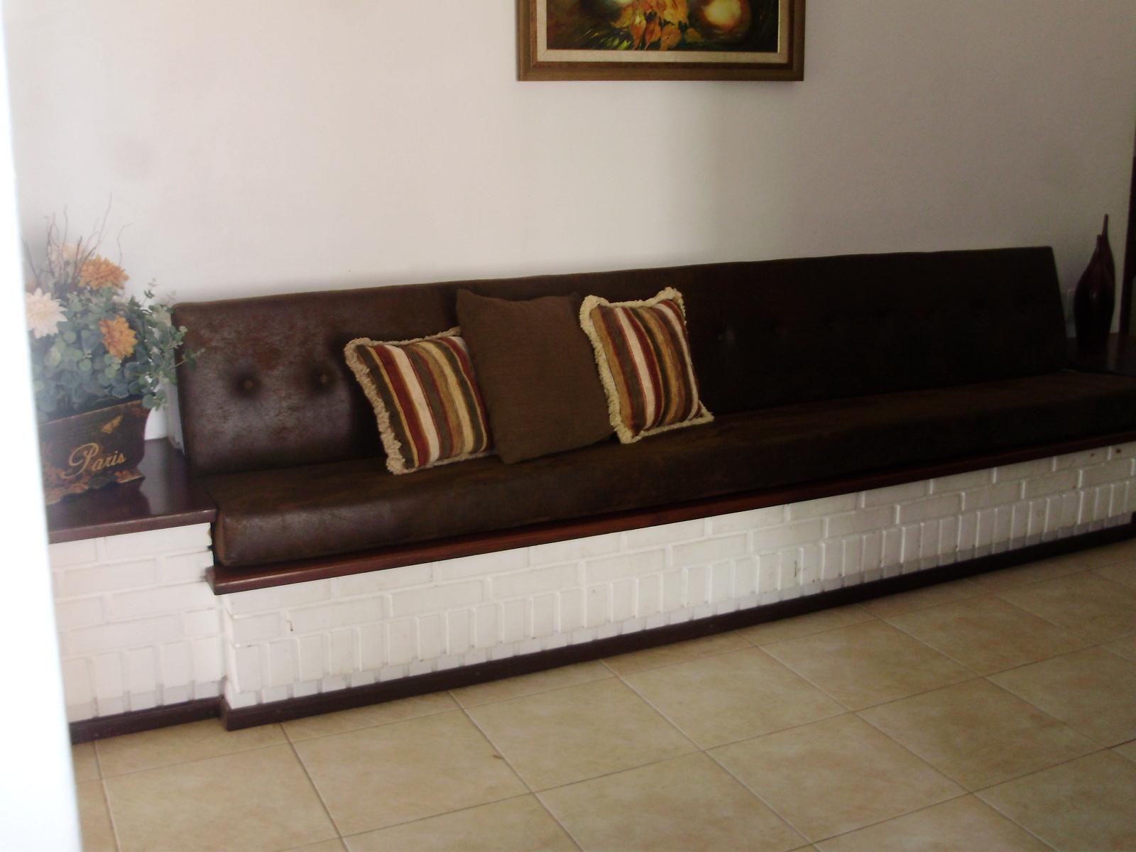 Sala Pequena Com Sofa De Alvenaria ~ Assento e encosto para estofado de alvenaria  MarArt Decoração de