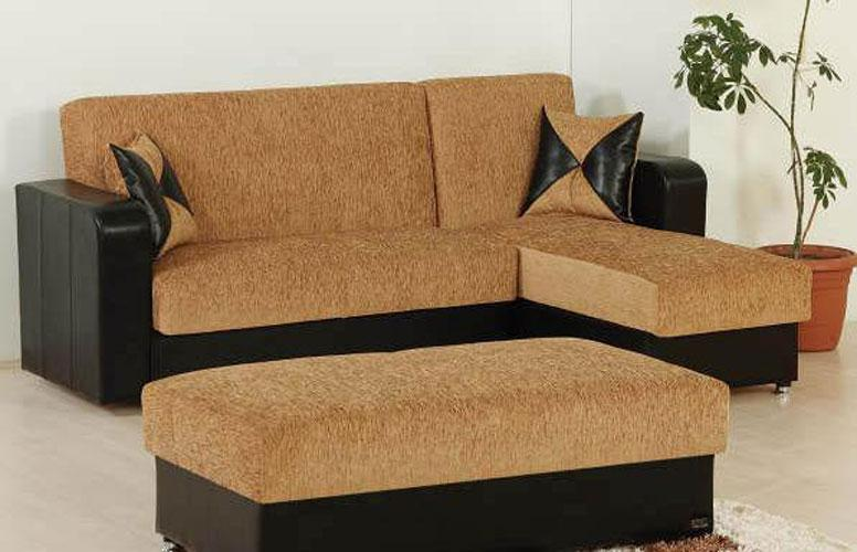 Small Sectional Sofa Bed