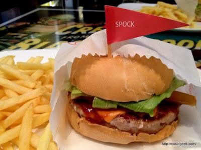 Está Chovendo Hambúrguer - Sholl's Fine Burger