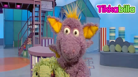 Tamba from Tikkabilla - Cbeebies