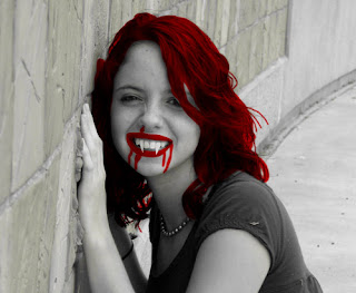 Vampire Hair