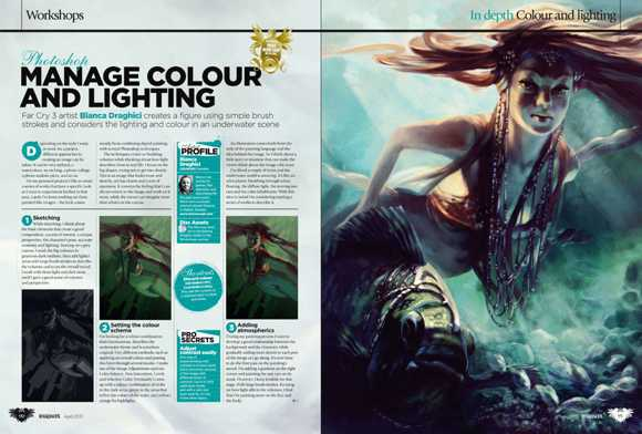 ImagineFX Magazine Issue 094 April 2013