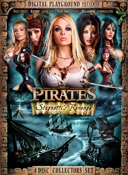 (18+) Pirates 2 Stagnetti's Revenge