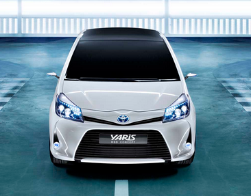 2016 Toyota Yaris HSD Release Date