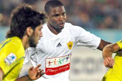 Samuel Eto'o - FC Anzhi Makhachkala (2)