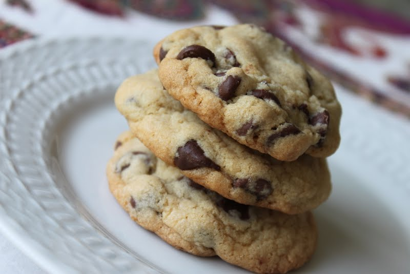 "... Life: The Best Chocolate Chip Cookies Ever from ""Savory Sweet Life"