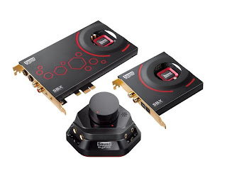 NEW OFFICIAL CREATIVE PCIe Sound Blaster ZxR SB-ZXR Express ship!